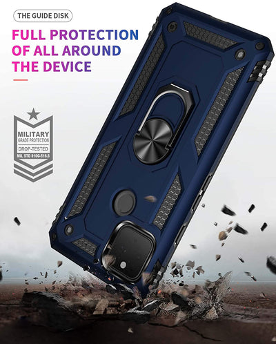Military Grade Case IPhone 12 Mini - Blue