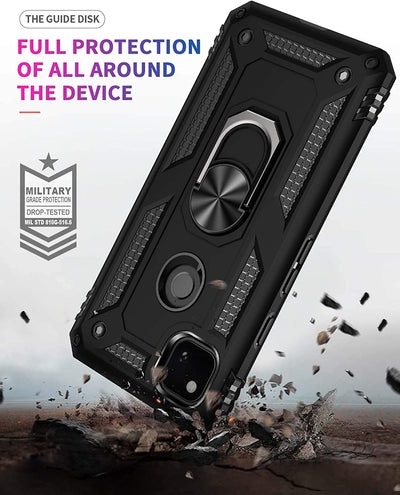 Military Grade Case IPhone 12 Pro - Black