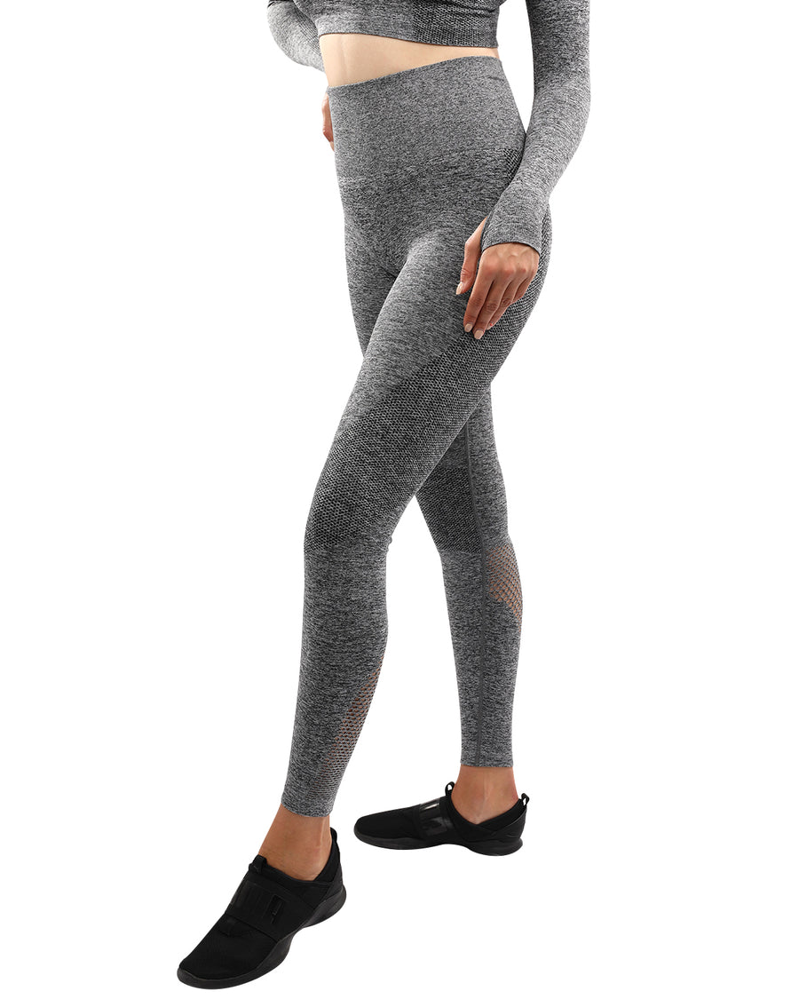 Cadrina Seamless Leggings - Grey