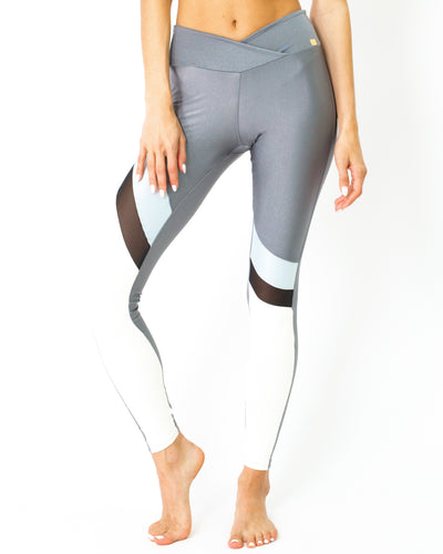 Copacabana Ultra-Stretch Leggings - Zinc - Savoy Active