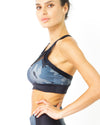 Veloso Supplex Sports Bra with Mesh Trim - Savoy Active
