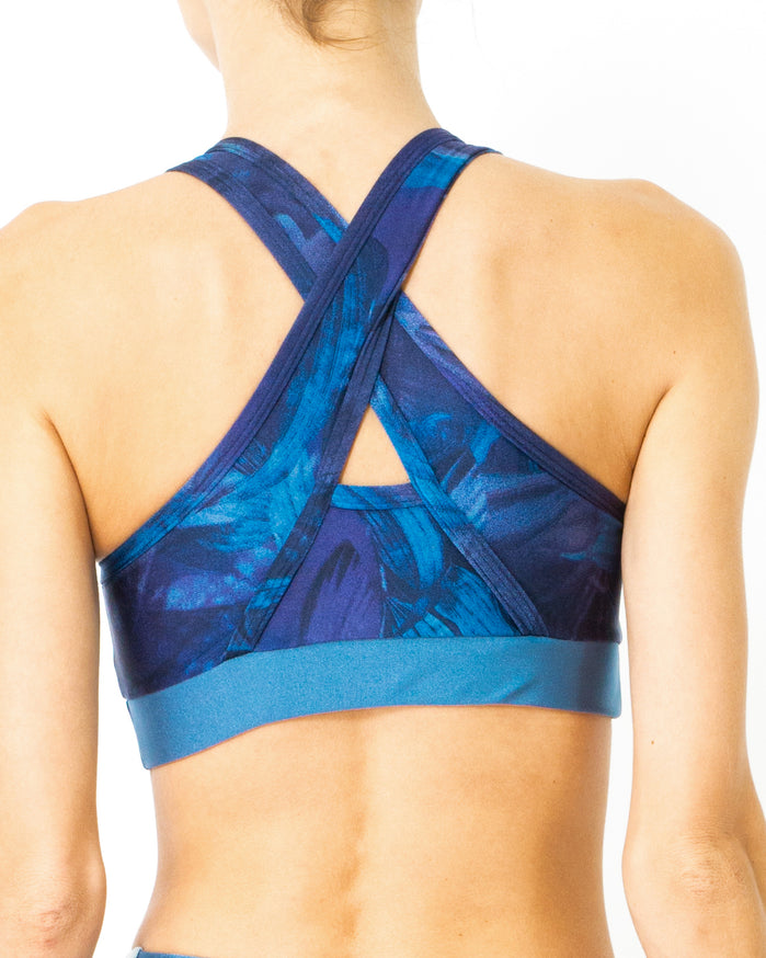 Load image into Gallery viewer, Rain Sports Bra - Savoy Active