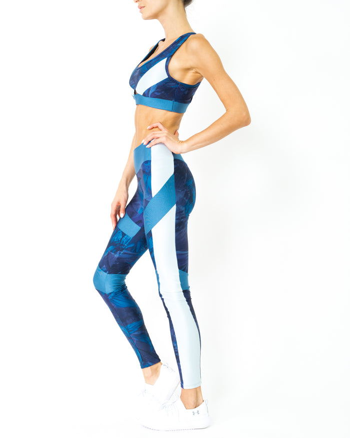 Load image into Gallery viewer, Rain Leggings - Savoy Active