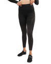 Decata Seamless Leggings - Black & Brown