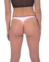 Drake Seamless Thong - White