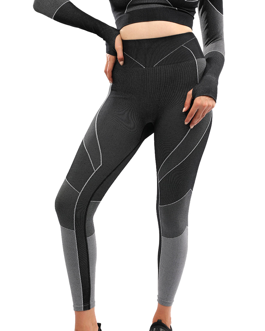 Escolta Seamless Legging - Black