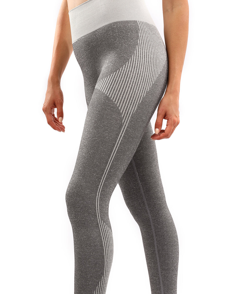 Isalda Seamless Leggings - Grey