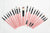 Zaina Makeup Brush Set - Pink