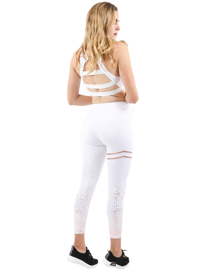 Load image into Gallery viewer, Pescara Legging - White