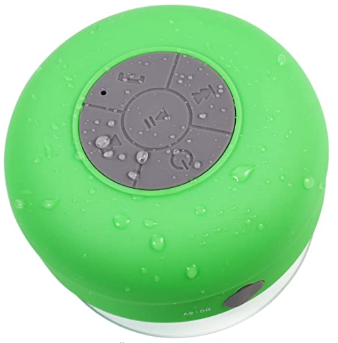 Bluetooth Shower Speaker - Green