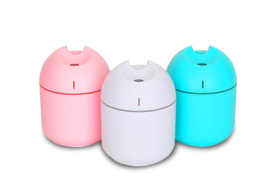 Humidifier Diffuser - White