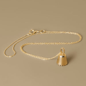 Hortense Jewelry New Arrivals | latest designer gold jewelry, handcrafted gold pendant necklace, bell pendant necklace