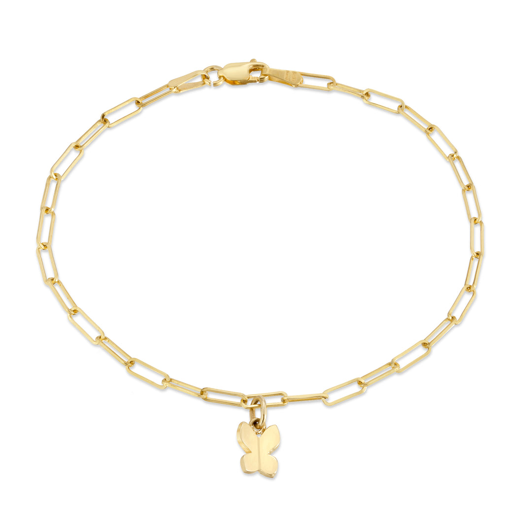 "Small ""Butterfly"" Bracelet -No Diamond-Website Exclusive"