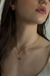 """Tag you're it"" Necklace 