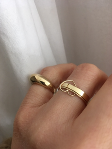 """You and I""  ring"