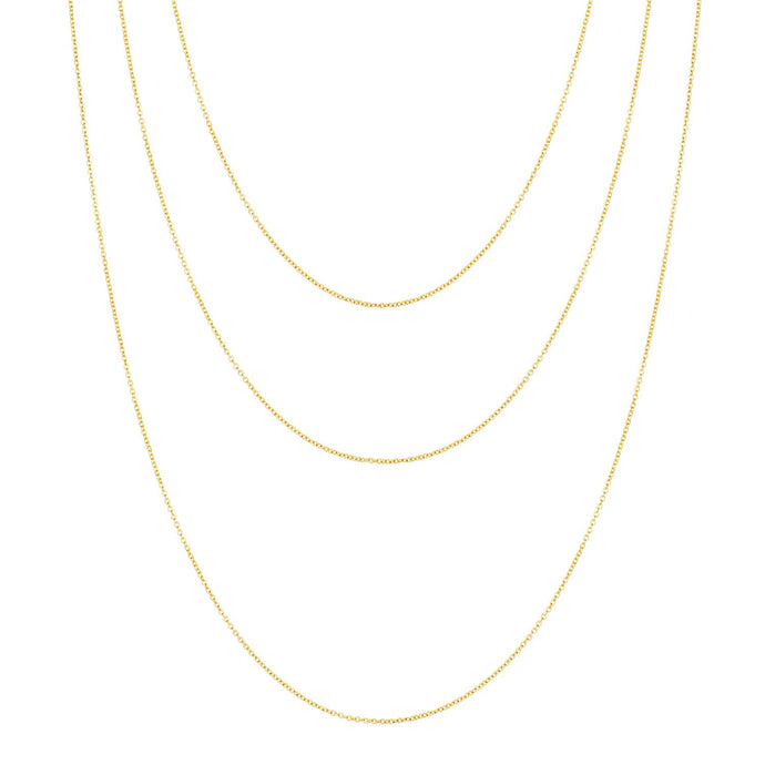 Selected for Valentine's Day 2019/Simple and Delicate Chains