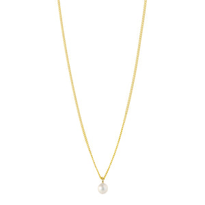 The Mini-Mini Me Pearl Necklace
