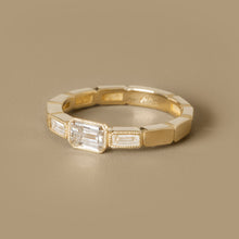 Load image into Gallery viewer, The Eternity Ring-3 Diamonds