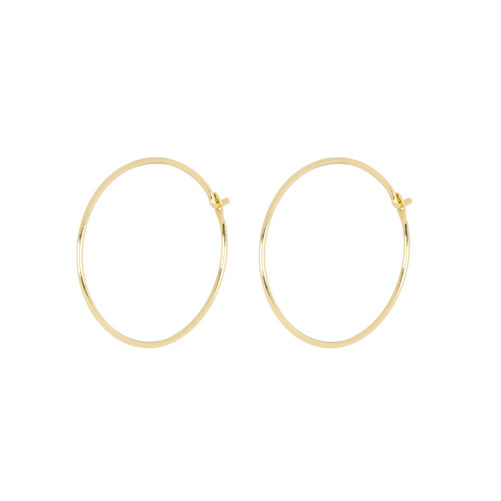 The sweet Angel Hair Hoops