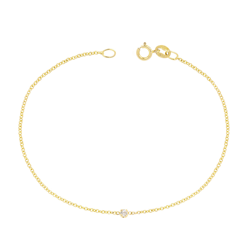 The Mini mini Me Bracelet-1 Diamond