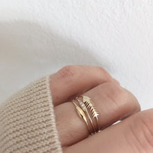 "Load image into Gallery viewer, ""The Little Fish"" ring 