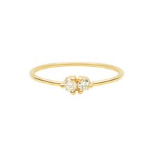 Load image into Gallery viewer, By your side Ring | Hortense Jewelry - ethical diamond rings, delicate designer rings, designer gold rings