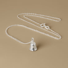 Load image into Gallery viewer, The Wishing Bell Pendant | Hortense Jewelry - affordable designer necklaces, handcrafted ethical necklaces, exquisite gold necklace