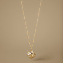 Load image into Gallery viewer, The Mini Shell Necklace | Hortense Jewelry - beautiful handcrafted necklaces, unique handmade necklaces, handcrafted necklaces and pendants