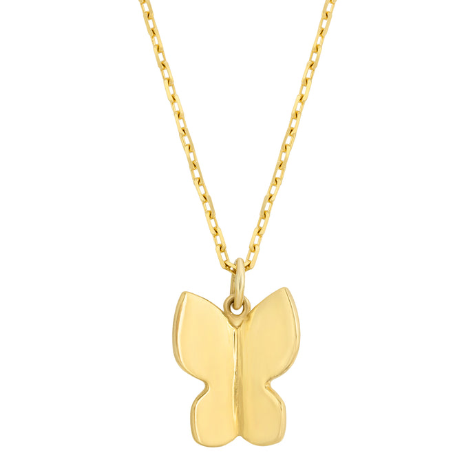 Large Butterfly-Necklace