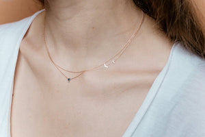 """Flying Together""-Necklace 
