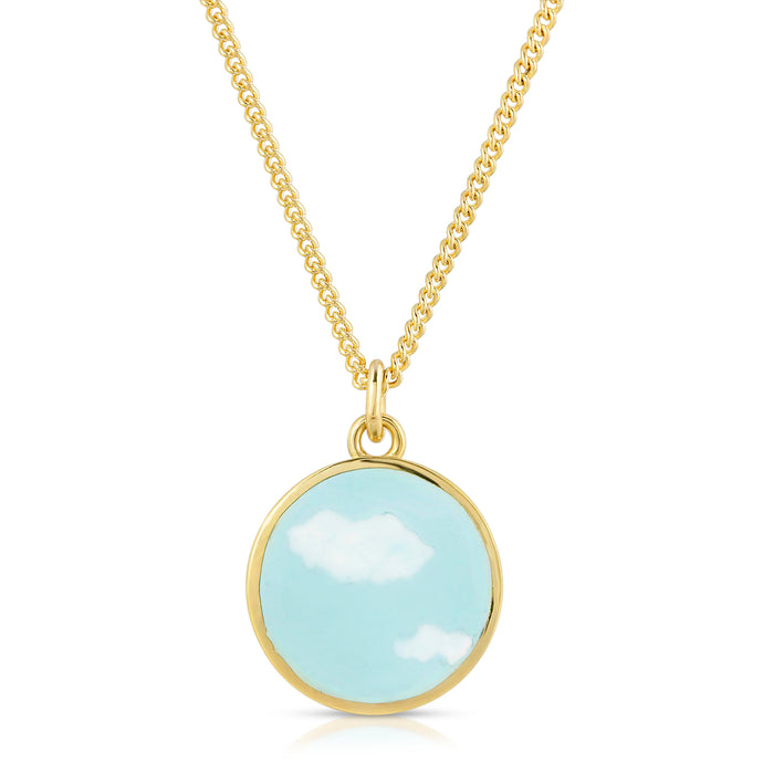 The Eternity Sky Necklace