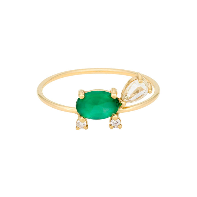 "The ""Lucky Turtle"" ring"