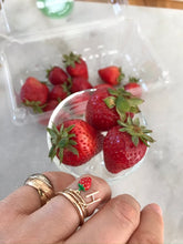 Load image into Gallery viewer, The Strawberry Ring/La Bague Fraise
