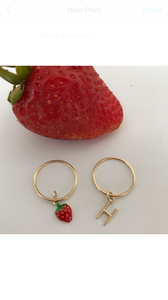 The Strawberry Ring/La Bague Fraise