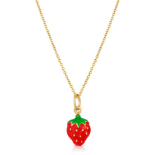 Load image into Gallery viewer, The Strawberries/Les Fraises-CHARM