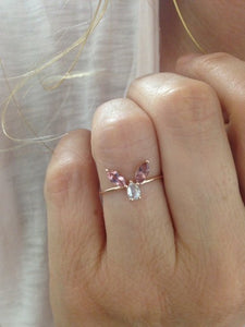 "The ""Bunny"" ring"