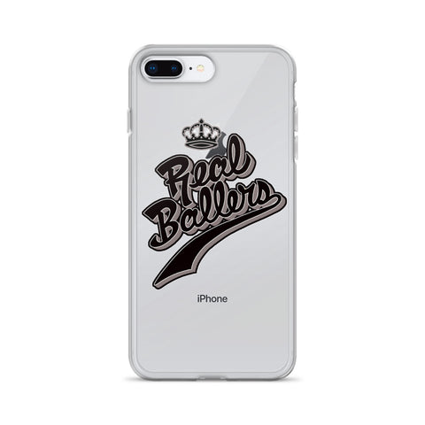 Real Ballers iPhone Case