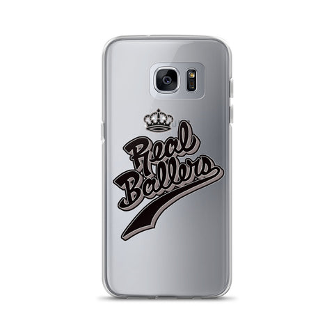 Real Ballers Samsung Case