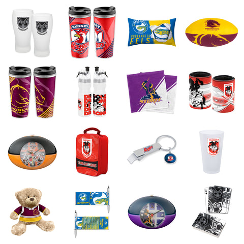 Gifts & Nrl Merchandise