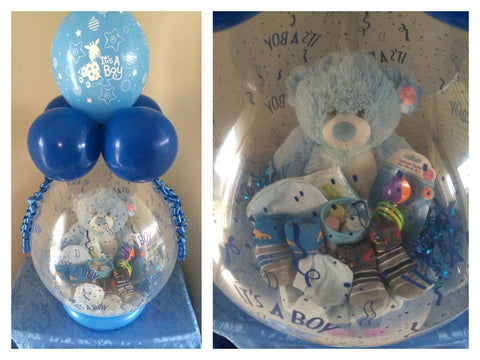 Baby Boy Balloon #14
