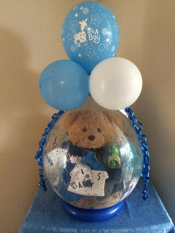 Baby Boy Balloon #20