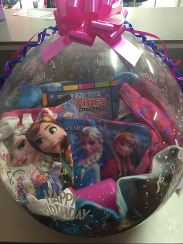 Frozen Stuffed Balloon #06