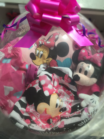 Minnie Mouse Stuffed Balloon #01