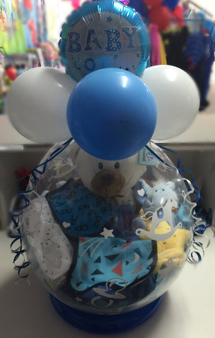 Baby Boy Balloon #06