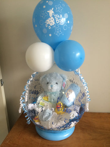 Baby Boy Balloon #09