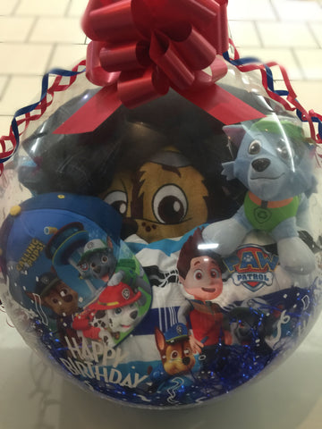 Paw Patrol Boys Balloon #02