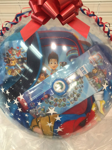 Paw Patrol Boys Balloon #03