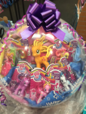 My Little Pony Stuffed Balloon #01