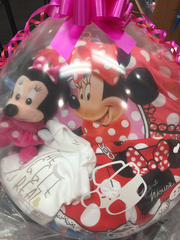 Minnie Mouse Stuffed Balloon #04