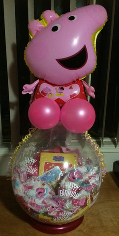 Peppa Pig Stuffed Balloon #04